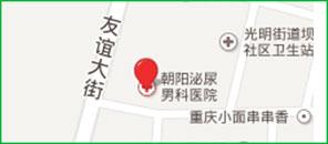 朝阳泌尿医院-来源路线